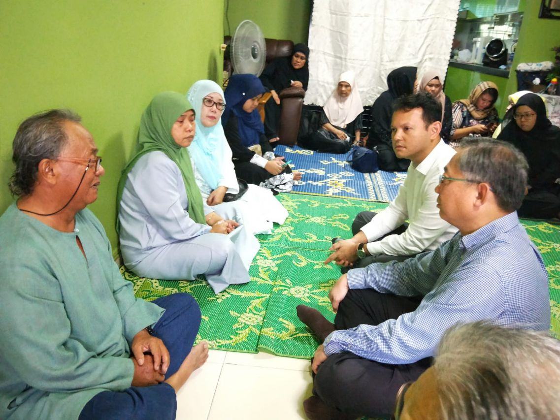 SAF officer Muhammad Sadikin Hasban who died in Brunei