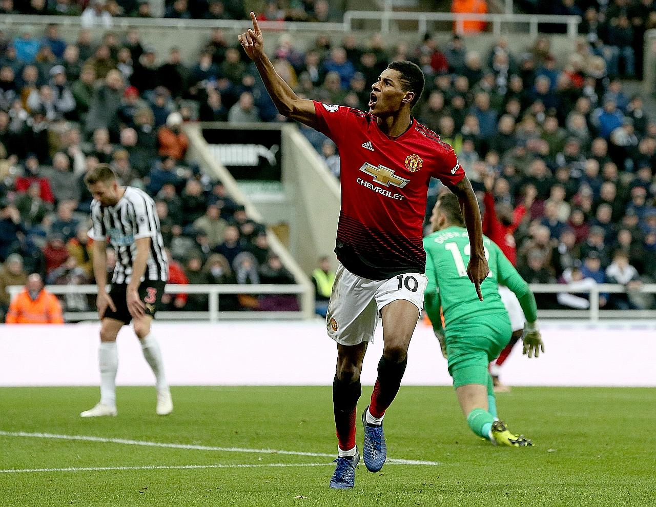 United damba terus menang