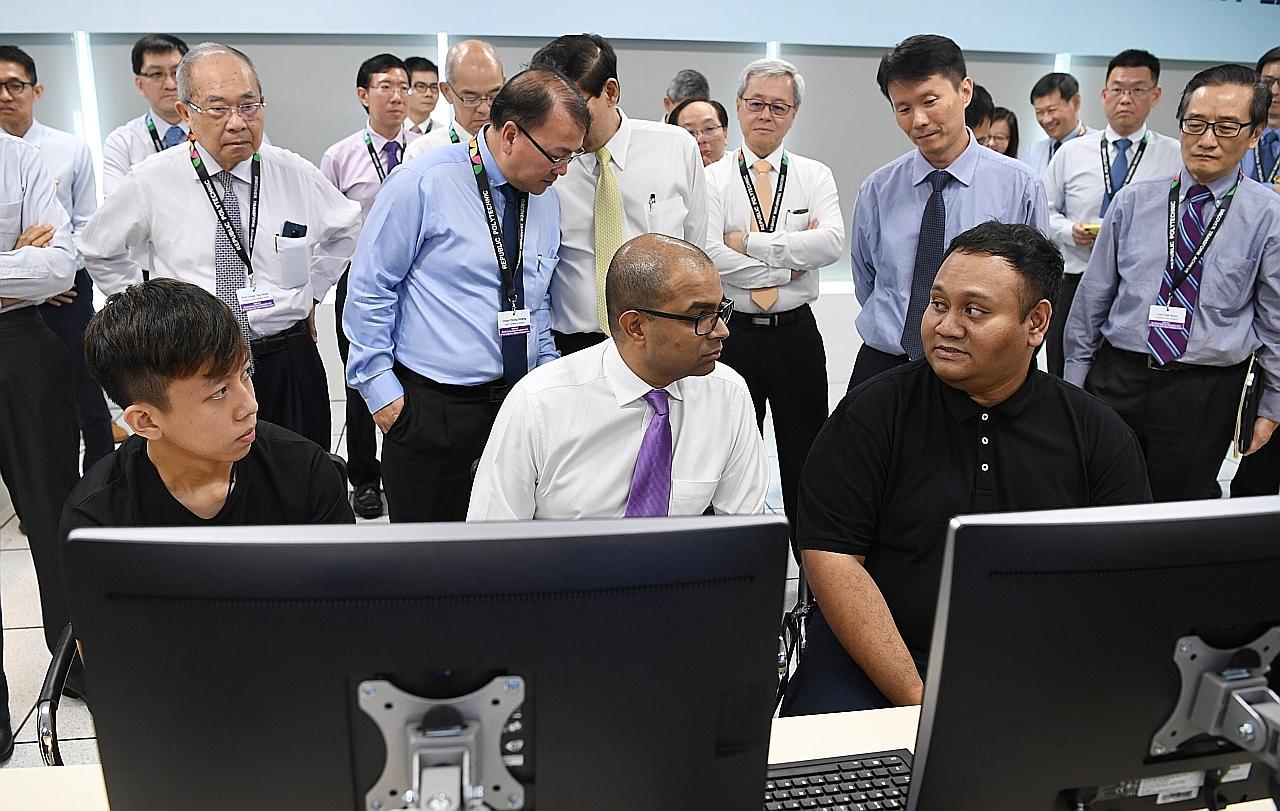 Kemudahan pembelajaran bidang pengangkutan, keselamatan siber di RP