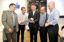 Chun Sing: S'pura boleh belajar berkaitan penakatan negara kecil masa silam