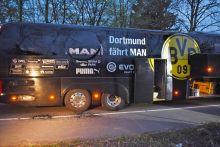 Bas bawa pasukan Dortmund sasaran letupan