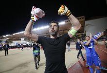 Aksi hebat Buffon letak Juventus di ambang final LIGA JUARA-JUARA