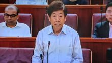 Parliament: Cost incurred by Govt for HSR has exceeded $250 million in end May, says Transport Minister Khaw Boon Wan