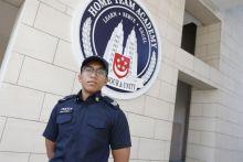 Hafiz Mohamad Hamzah is NSF of the year
