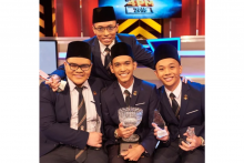 4PM debate finals - Madrasah Alunied crowned champion