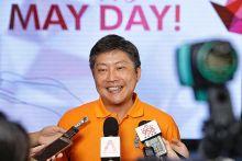 Chee Meng: Mahu dekati dan dengar keprihatinan pekerja
