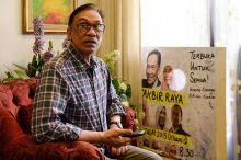 Hubungan Anwar, Mahathir baik