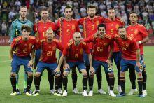 Sepanyol salah satu pasukan pilihan julang Piala Dunia