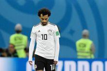Gol pertama Salah gagal bantu Mesir