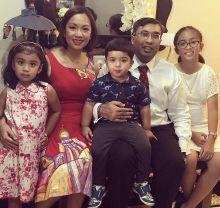 Bahasa Melayu pilihan murid anak kacukan Filipina-Punjabi