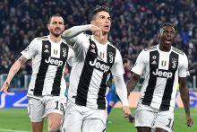 Hatrik Ronaldo singkir Atletico, Manchester City belasah Schalke
