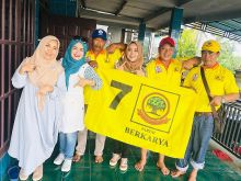 Rekod 3,200 wanita tanding rebut kerusi Dewan Perwakilan Rakyat