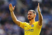 Hazard sudah beritahu Chelsea tentang masa depannya