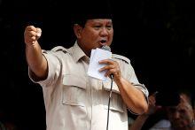 Prabowo tolak kiraan undi rasmi pilihan raya Presiden