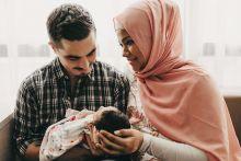 Syukur lahir anak secara normal dalam tempoh 40 minit