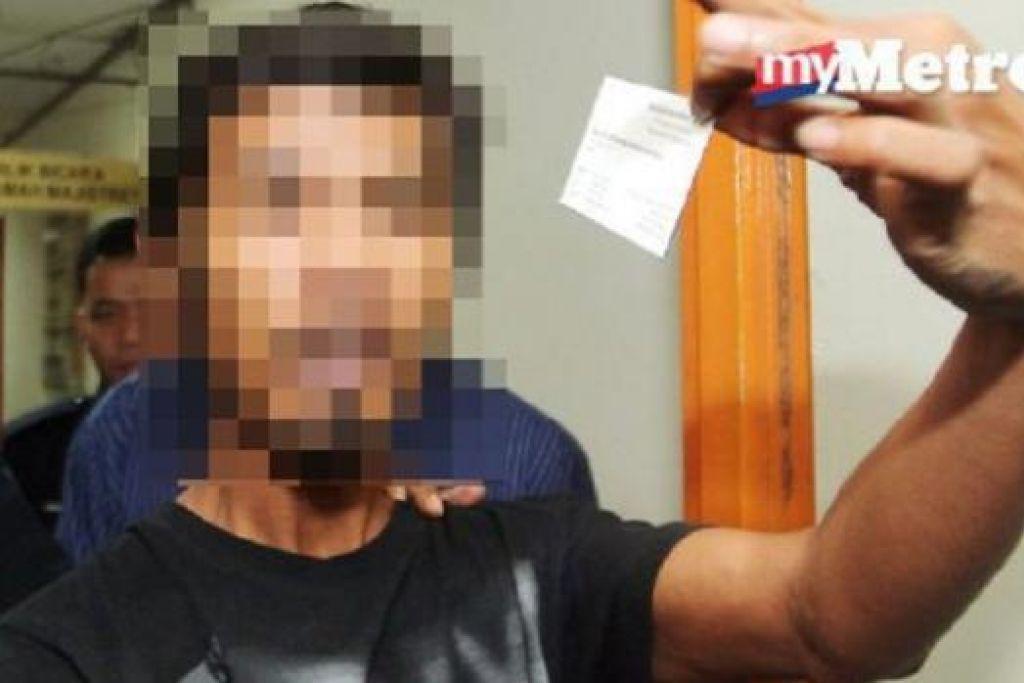 DIREMAN TIGA HARI: Bekas penyanyi Exist, Mamat, dipercayai terlibat dalam penyalahgunaan dadah. - Foto