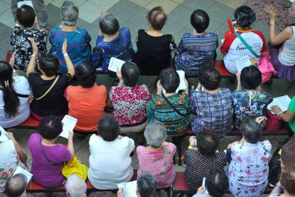 Kementerian Pembangunan Sosial dan Keluarga (MSF) sedang mendapatkan maklum balas mengenai Rang Undang-Undang Orang Dewasa Terdedah yang dicadangkan.