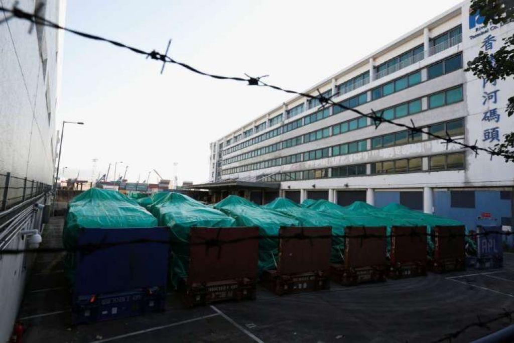 Pihak Hong Kong belum memberi alasan ia menahan sembilan kenderaan pengangkut infantri berperisai SAF sejak 28 Nov 2016.