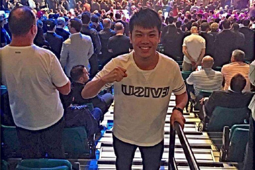 HADAPI HUKUMAN: Bekas ahli perbankan BSI, Yeo Jiawei, didapati bersalah atas empat tuduhan menganggu saksi dalam kes pengalihan wang secara haram berjumlah berbilion dolar yang didakwa disalahgunakan dari dana pelaburan 1Malaysia Development Berhad (1MDB). - Foto DOKUMEN MAHKAMAH