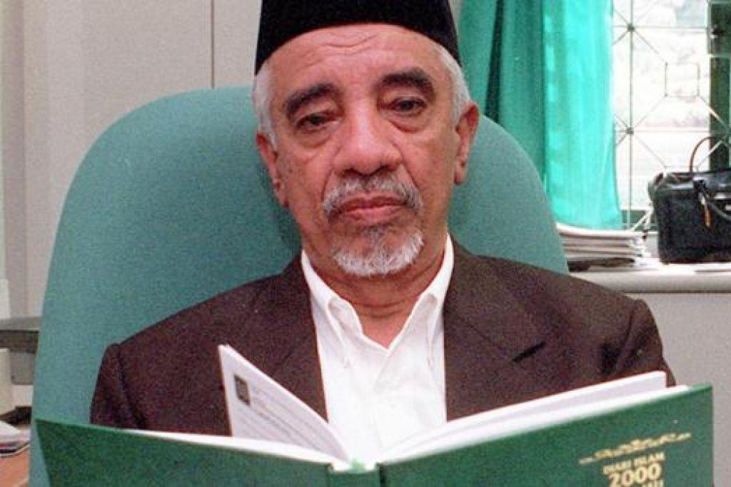 USTAZ SYED ABDILLAH AL-JUFRI (1938-2003): Tokoh agama terbilang