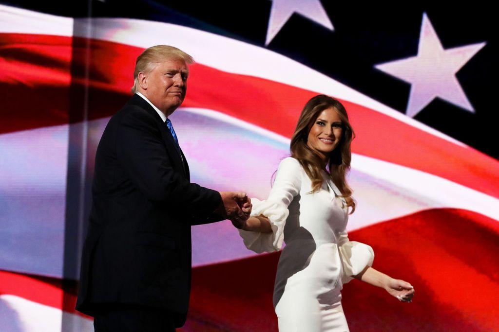 PILIHAN RAYA PRESIDEN AMERIKA SYARIKAT Trump sah calon Republikan