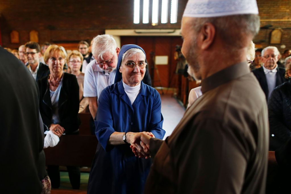 Muslim dan Katolik bersatu tolak pengganasan