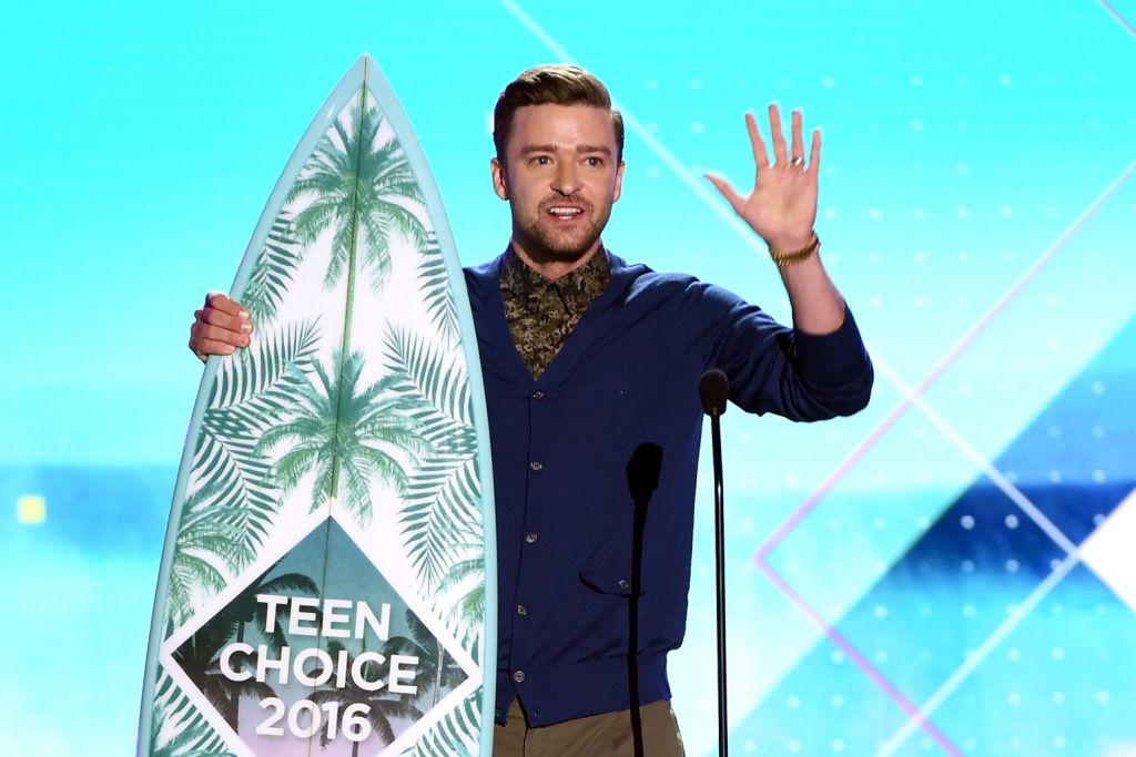 Timberlake kongsi pedoman hidup Muhammad Ali ketika raih penghormatan