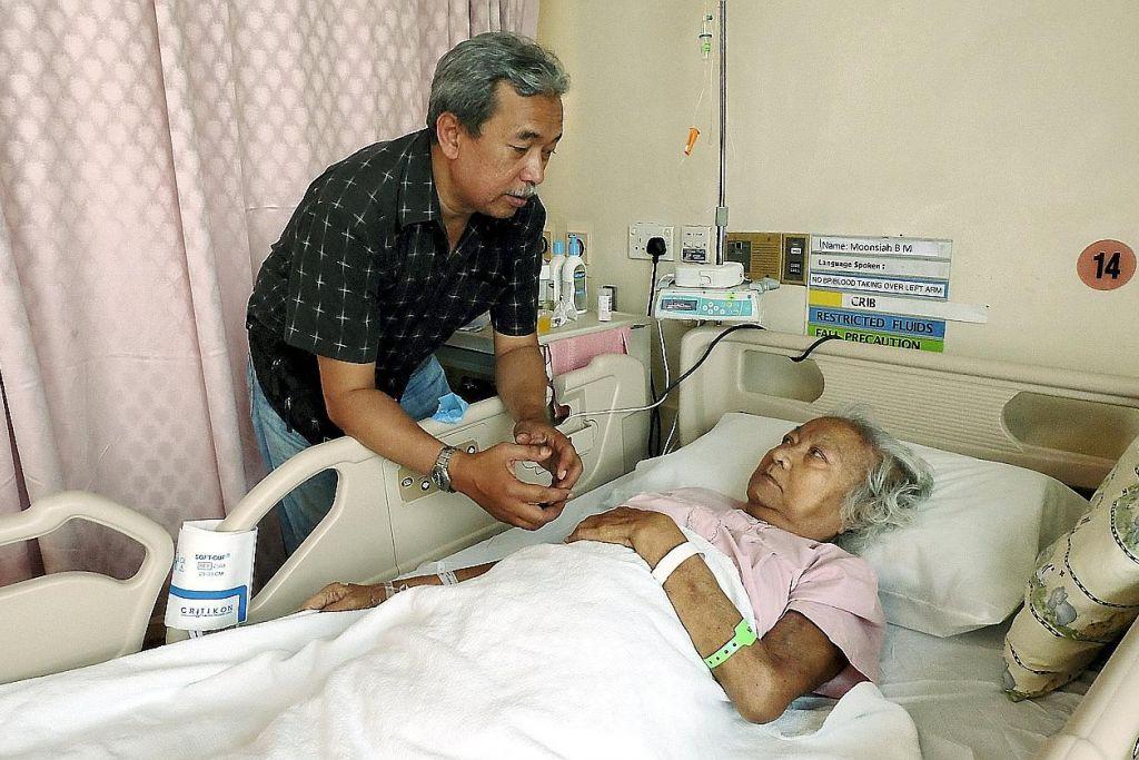 Lega dapat bantuan rawatan ibu dan khidmat ambulans CDC North East