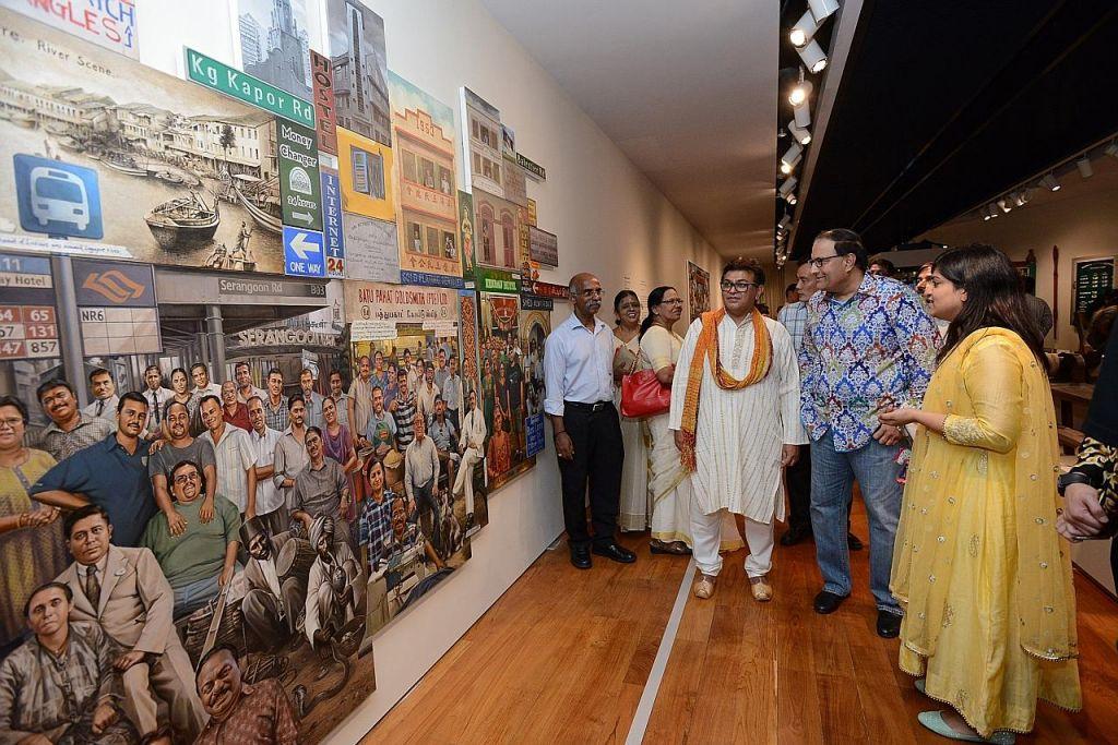 Sejarah kaya Little India dipamer buat julung kali