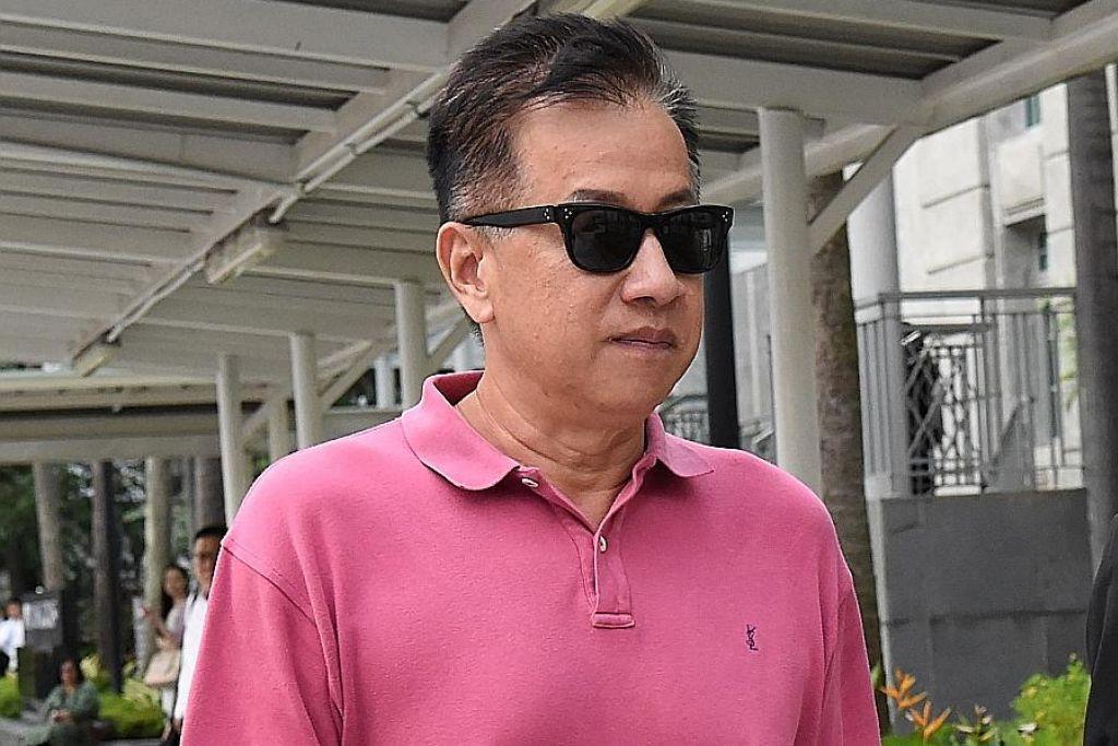 Mantan pengarah urusan BSI dipenjara 18 minggu dan didenda $24,000