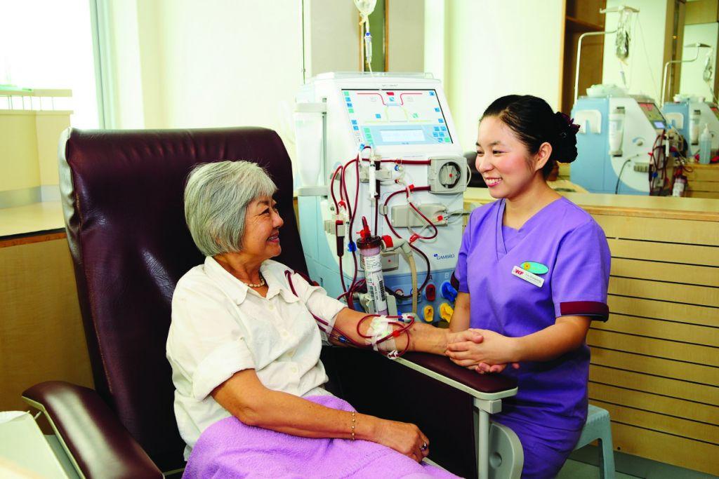 Tambah pusat dialisis antara usaha NKF pertingkat khidmat untuk pesakit ginjal PENYAKIT BUAH PINGGANG