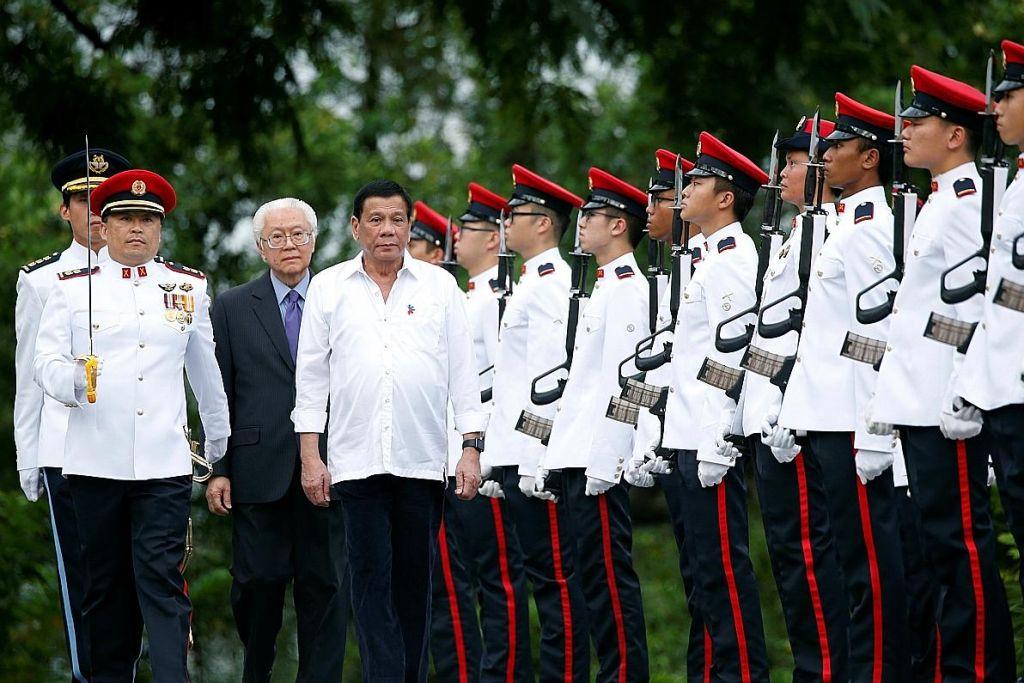 Lawatan Duterte pererat hubungan dua hala