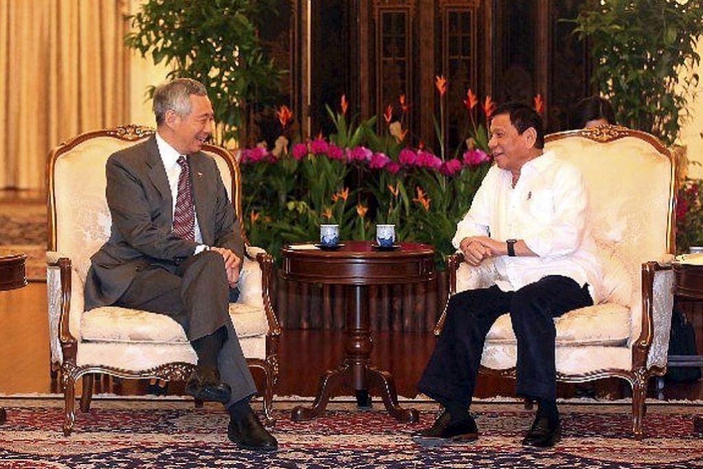 Duterte: Filipina pastikan Asean selamat daripada ancaman rentas sempadan