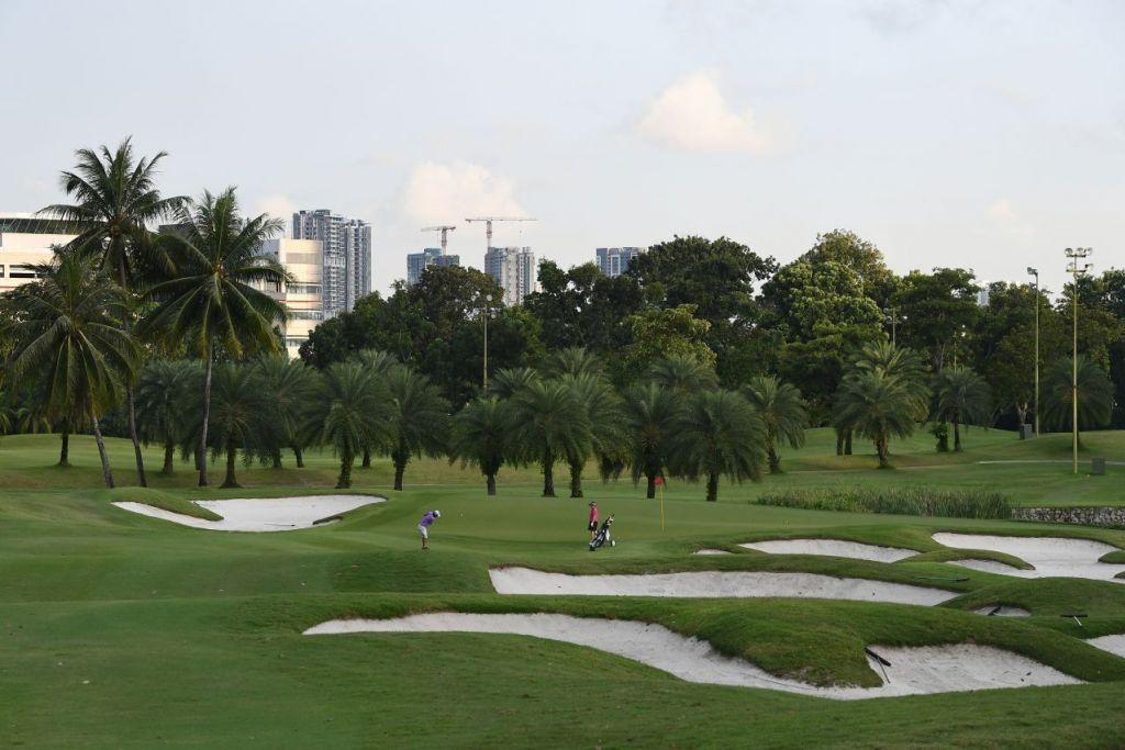 Pemerintah Singapura telah mengambil balik tapak Jurong Country Club untuk dijadikan terminal bag HSR KL-Singapura.