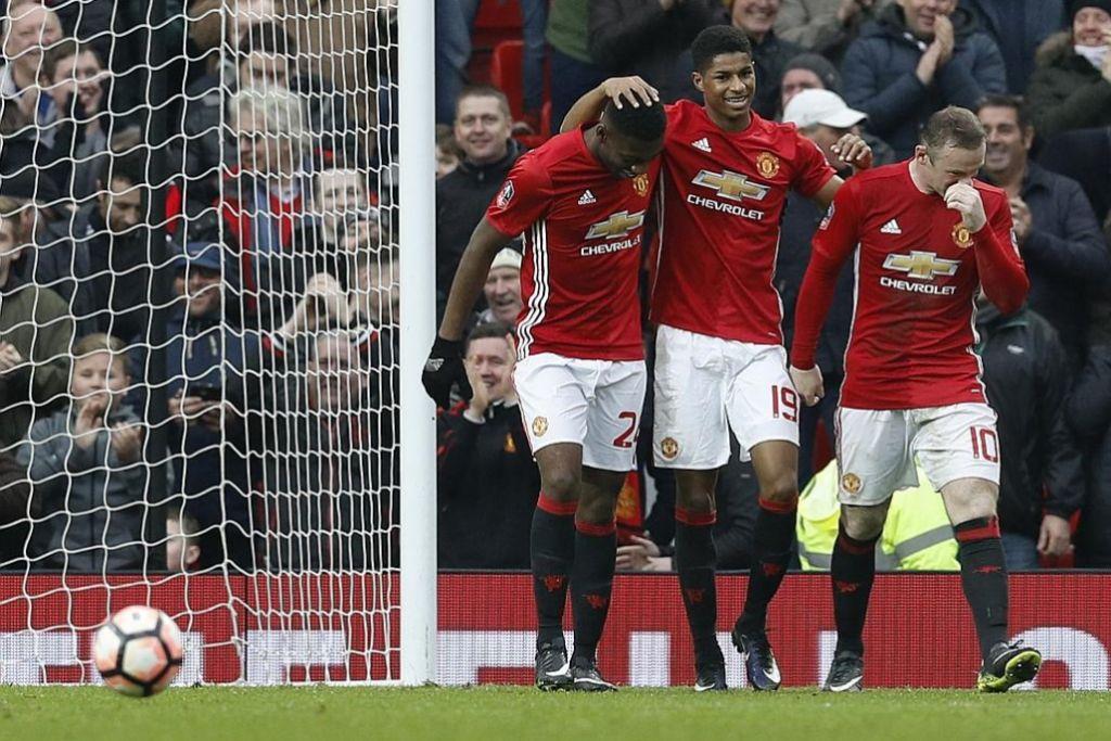 Man United berpeluang saing rebut kejuaraan jika kalahkan Liverpool