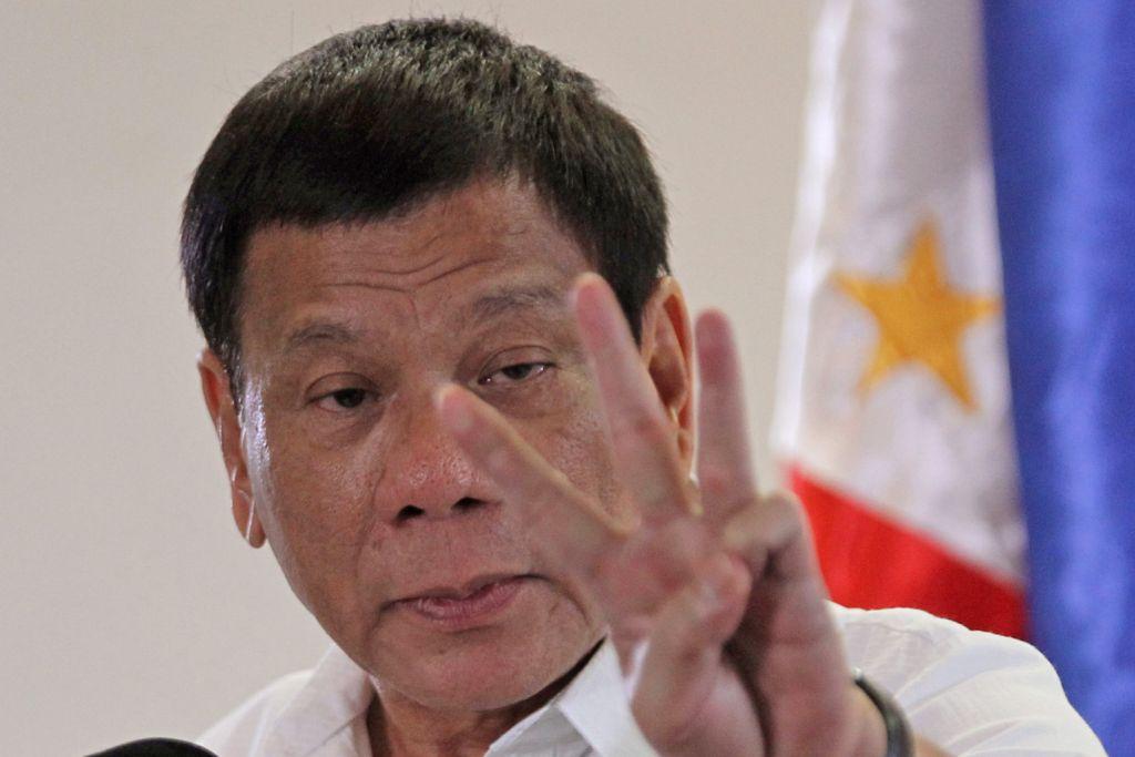 Duterte sedia isytihar undang-undang tentera jika isu dadah makin mudarat
