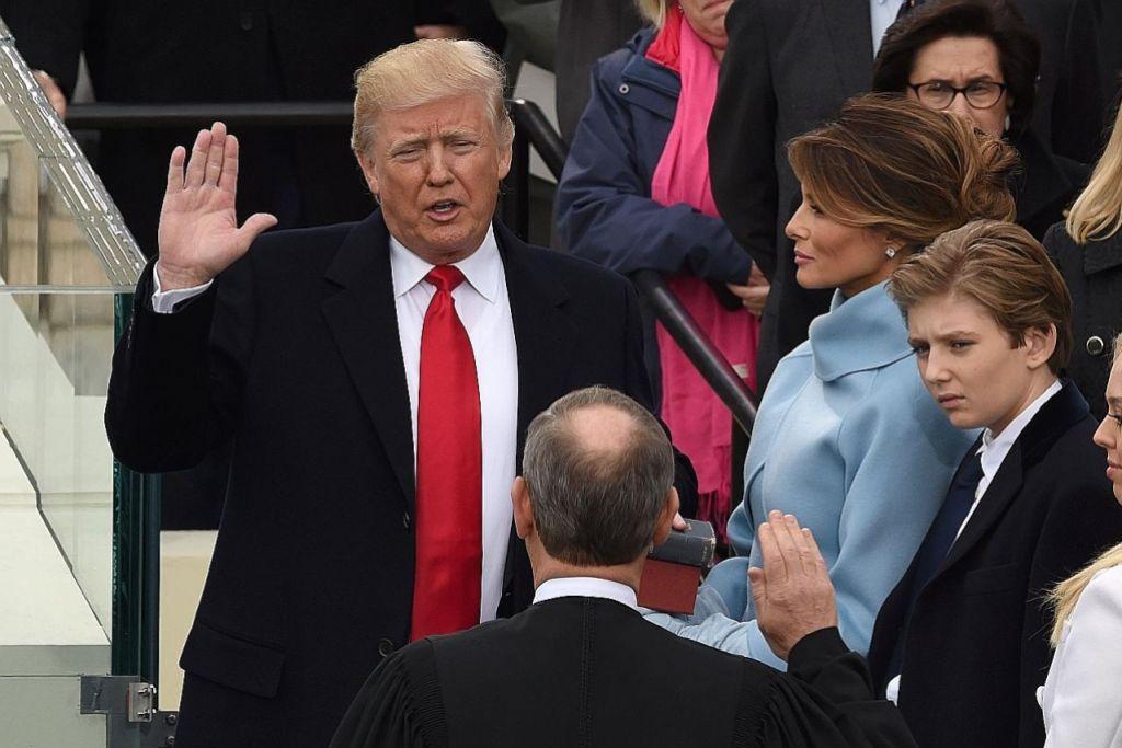 Era tidak menentu di bawah Presiden Trump?