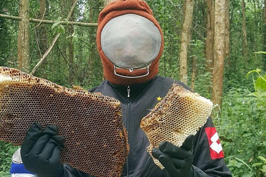 Kenali perbezaan antara madu tulen dengan yang tidak asli