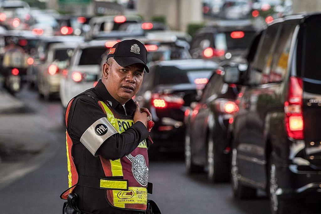 Tinjauan: Thailand dahului senarai negara paling sesak trafik tahun lalu