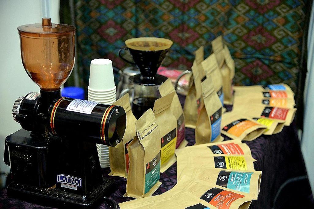 Antara negara pengeluar kopi