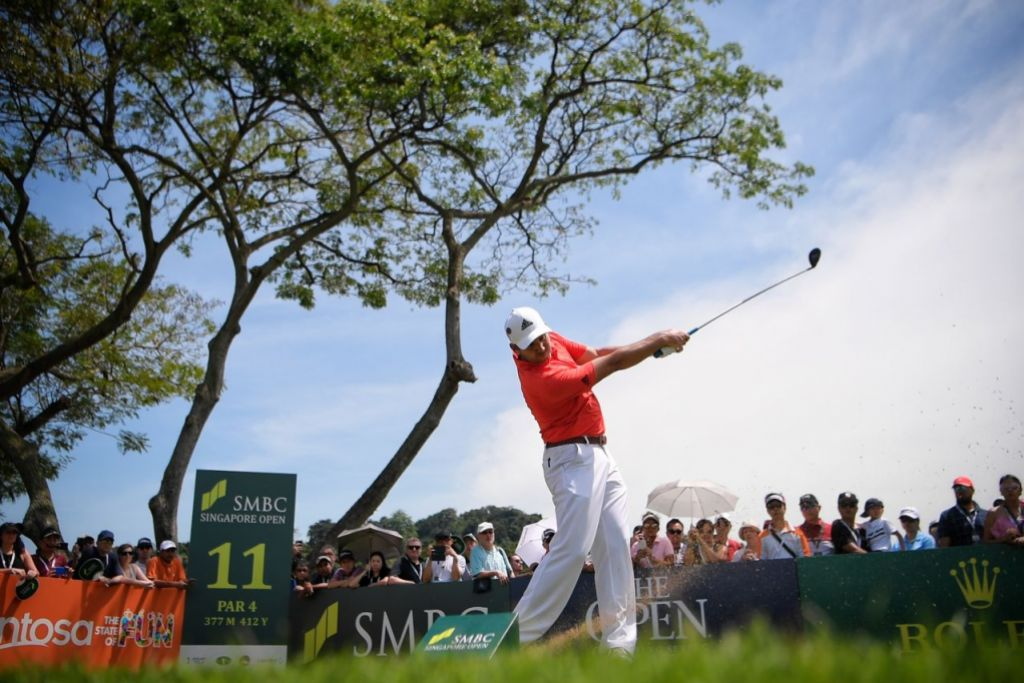 SMBC SINGAPORE OPEN TO COMMENCE 2019 SEASON AND RETURNS AS PART OF OPEN QUALIFYING SERIES
