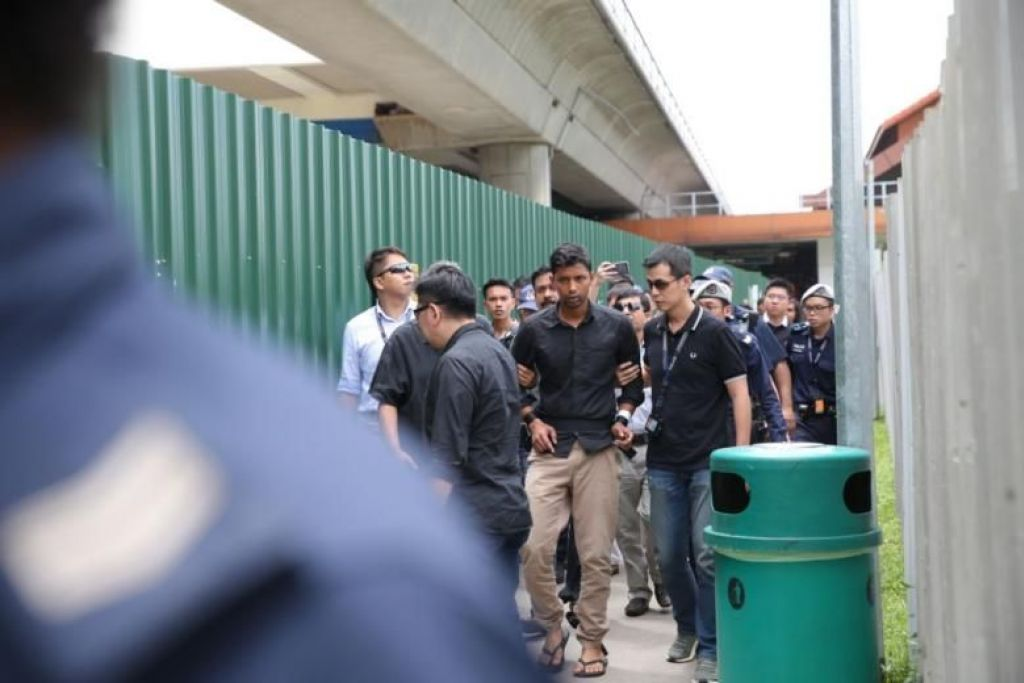 Boon Lay pawnshop robbery attempt: Suspect is Bangladeshi construction worker who overstayed