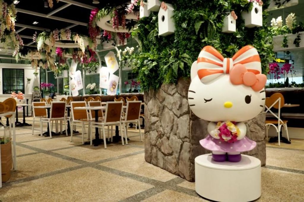 Hello Kitty cafe in Singapore to shut down in February 2019