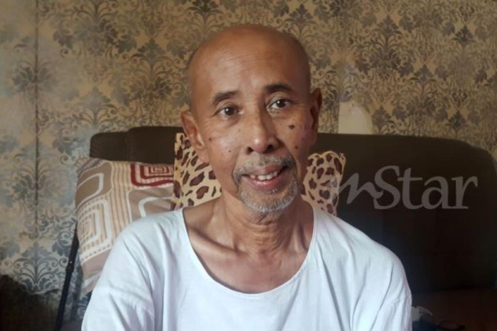 Allahyarham Zaibo atau nama sebenarnya Zainal Ariffin Abdul Hamid, 62 tahun meninggal dunia di Johor. FOTO: MSTAR