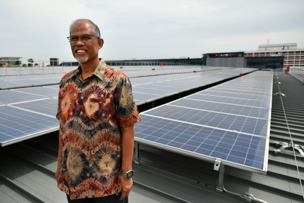 Masagos Zulkifli at Conference of the Parties (COP-24) to the United Nations Framework on Climate Change (UNFCCC)