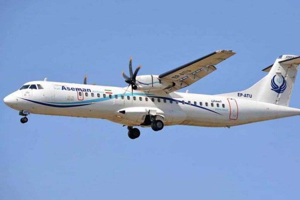 66 maut dalam nahas pesawat Iran