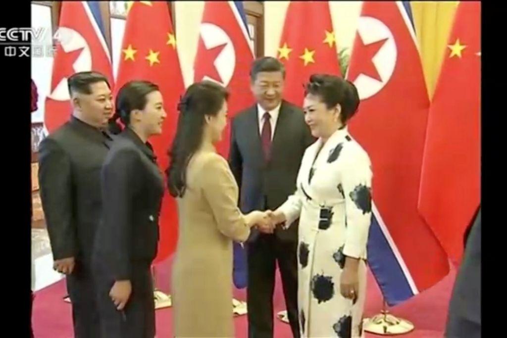 China: Kim Jong Un berjanji akan bebaskan semenanjung Korea dari nuklear