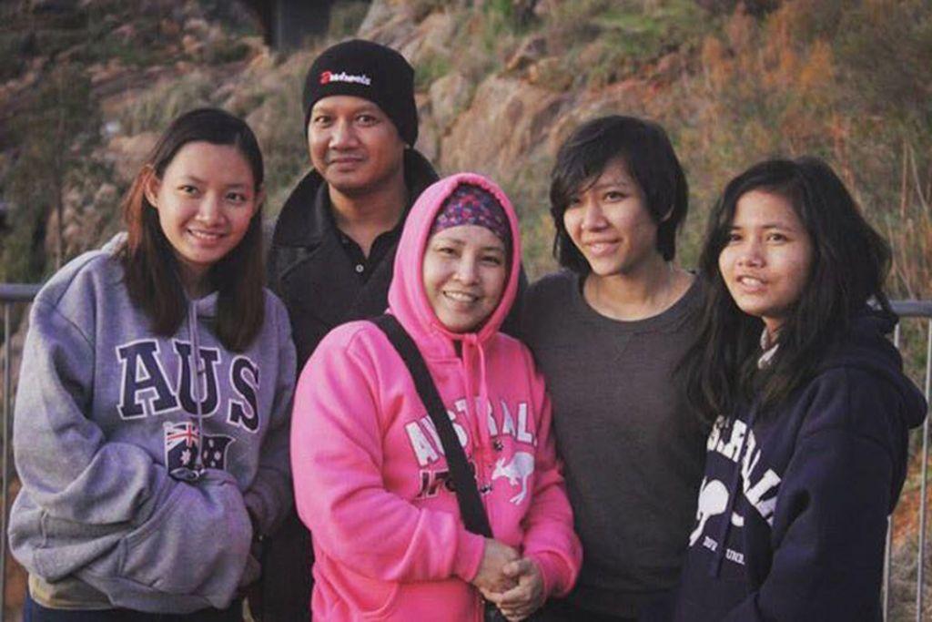 Keluarga ingin bawa pulang ayah ke Singapura selepas koma di Bali