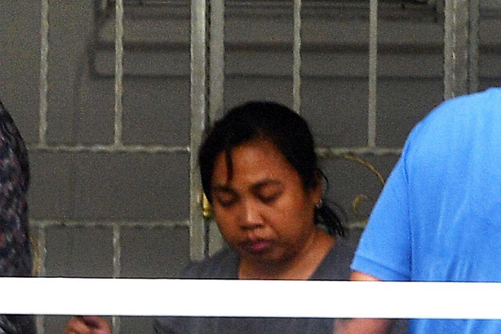 Pembantu rumah mengaku salah bunuh majikan, dipenjara 15 tahun