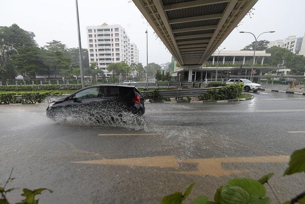 Banjir kilat melanda lagi